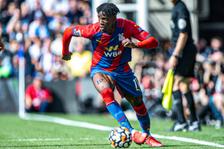 Wilfried Zaha: Every touch vs Spurs
