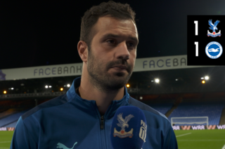 The Captain reacts to 1-1 draw against rivals