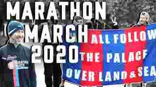 Palace for Life Marathon March 2020 | With Mark Bright, Shaun Derry & Eddie Izzard!
