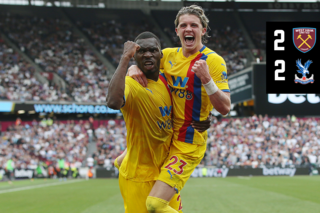 The Full 90: West Ham 2-2 Crystal Palace | Palace TV+