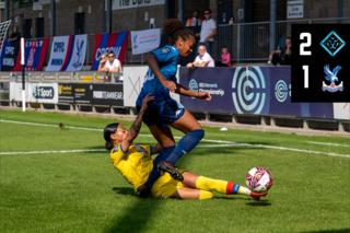 Women's Highlights: London City 2-1 Palace