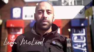 Hero of the 2017 London Bridge terror attack, Leon McLeod