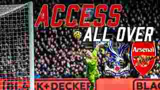 Access All Over   Arsenal