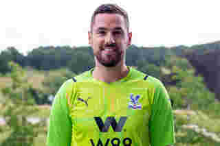 Remi Matthews first interview as a Crystal Palace player