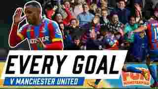 Every Premier League goal v Manchester United