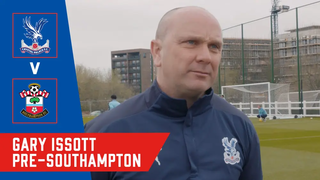 Gary Issott | Pre-Southampton