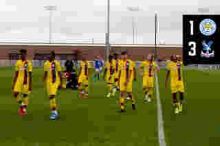 U18 Highlights: Leicester City 1-3 Crystal Palace