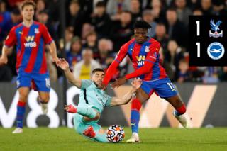 The Full 90: Crystal Palace 1-1 Brighton | PalaceTV+