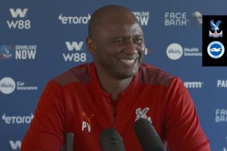 Pre-match Press Conference: Brighton (H)