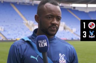Jordan Ayew post-match interview | Reading