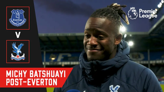 Michy Batshuayi | Post-Everton