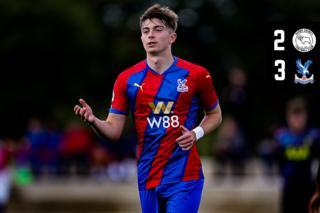 U23 Highlights: Derby County 2-3 Crystal Palace