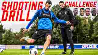 Luka, Max, Jordan & Connor | Shooting Drill Challenge