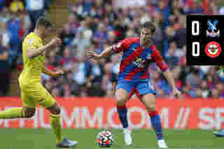 Extended highlights: Crystal Palace 0-0 Brentford