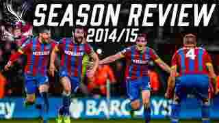 Crystal Palace Season Review 2014-2015