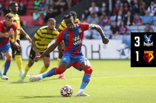 The Full 90 minutes: Palace 3-1 Watford | Palace TV+
