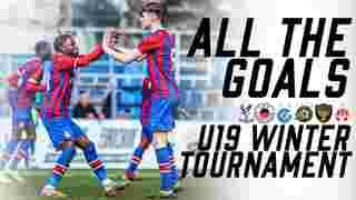 All the Goals   U19 Winter Tournament