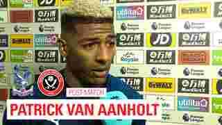 Patrick van Aanholt | Post Sheffield United
