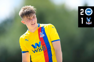 U23 Highlights: Brighton 2-1 Palace