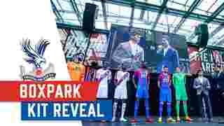2018/19 Kit Reveal | Boxpark