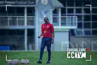 CCTV | Patrick Vieira's first day, and the players return