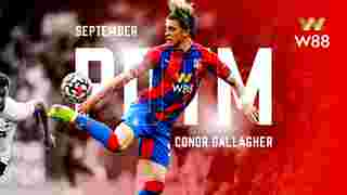 Conor Gallagher: W88 September Player of the Month