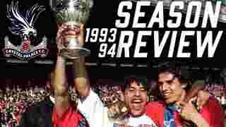 Crystal Palace Season Review 1993-1994