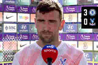 James McArthur post-match interview: Chelsea (a)