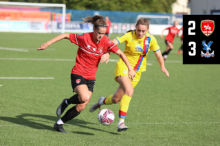 Palace Women Highlights: Coventry 2-3 Crystal Palace