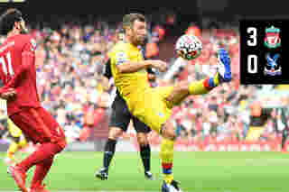 The Full 90: Liverpool 3-0 Crystal Palace | PalaceTV+