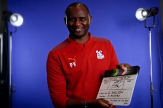Patrick Vieira: Premier League Productions