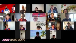 Junior Memberships Highlights 2020/21