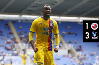 Match Highlights: Reading 1-3 Crystal Palace