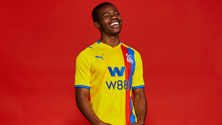 Crystal Palace Away Kit Launch | 2021/22