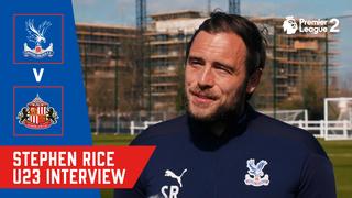 Stephen Rice | U23 Interview