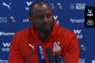 Pre-match Press Conference: Newcastle (H)