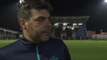 Video: Horseman on cup defeat