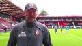 Video: Hasenhüttl on club record win