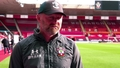 Video: Ralph praises slick Saints