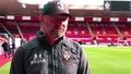 Video: Ralph praises slick Saints