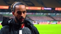 Video: Walcott happy with hard-earned point