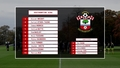 U18 Highlights: Reading 1-2 Saints