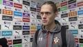Video: Vestergaard insists performance showed pride