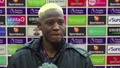Video: Djenepo pleased with dogged Saints