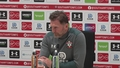 Press Conference (part two): Hasenhüttl on Wolves test