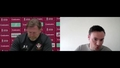 Press Conference (part one): Hasenhüttl assesses Arsenal cup tie