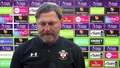 Video: Hasenhüttl reflects on fans' return