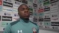 Video: Obafemi's West Ham reaction