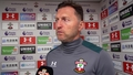 Video: Hasenhüttl reflects on Palace draw