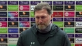 Video: Hasenhüttl reflects on hard fought point